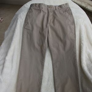 Gap Kids Straight Leg Khakis